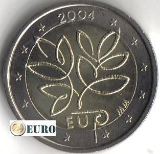 2 euro Finland 2004 - EU Enlargement UNC - Category 2