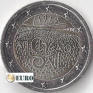 2 euro Irland 2019 - Dáil Éireann UNC UNZ