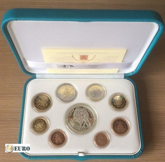 KMS PP Vatikan 2029 + 20 Euro Silber