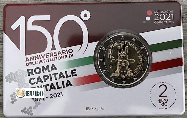 2 euro Vatikan 2019 - 90 Jahre Vatikanstadt BU FDC Numisbrief