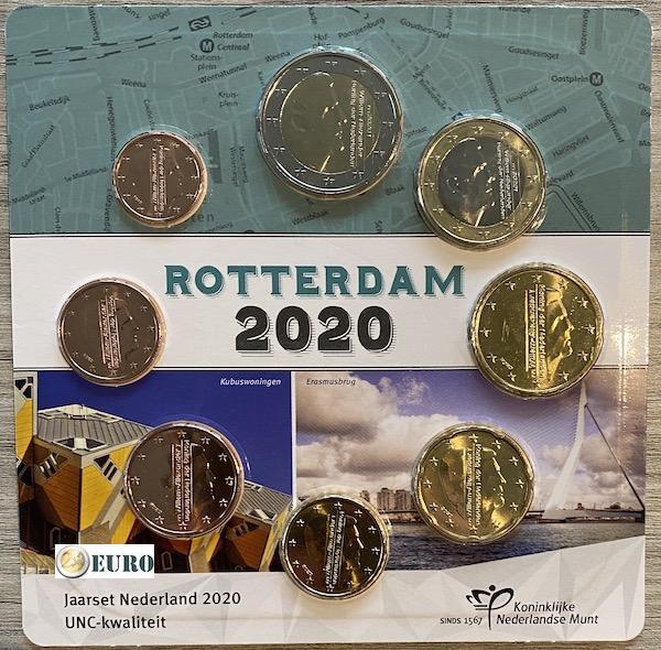 KMS Niederlande UNZ UNC 2020 Rotterdam
