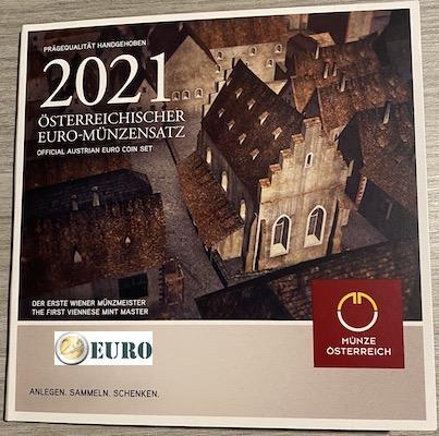 KMS Österreich 2021 BU FDC - Schlom