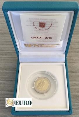 2 euro Vatikan 2019 - Sixtinischen Kapelle PP BE Proof