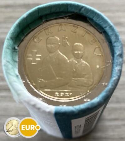 Rolle 2 euro Italien 2021 - Grazie Gesundheitswesen